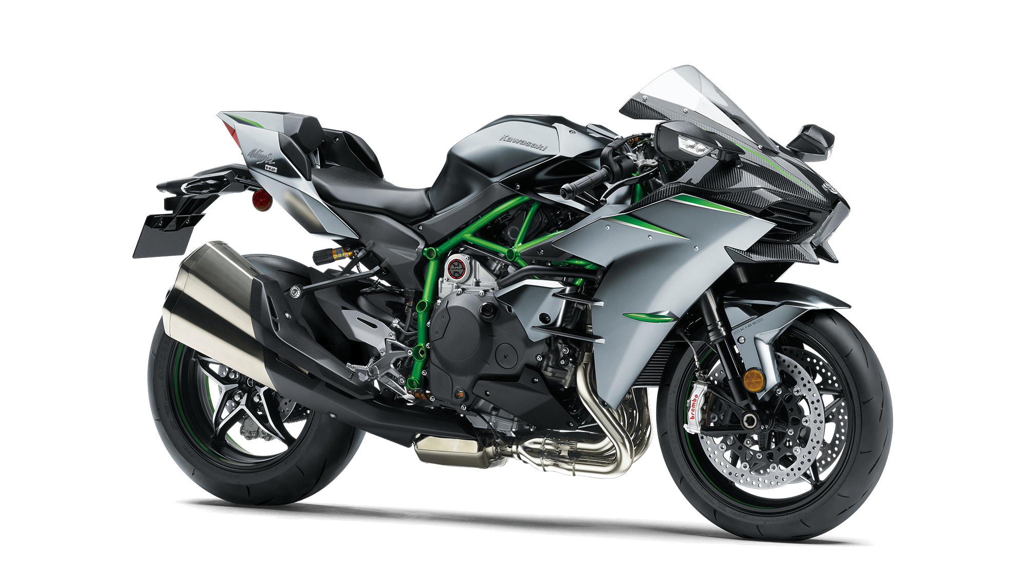 Featured 2019 NINJA H2 CARBON